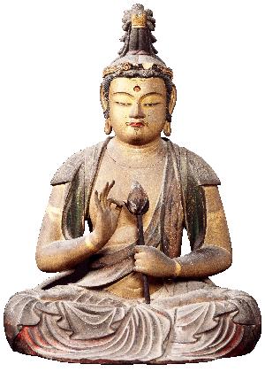 [聖観音]木造聖観音菩薩像(只見町)