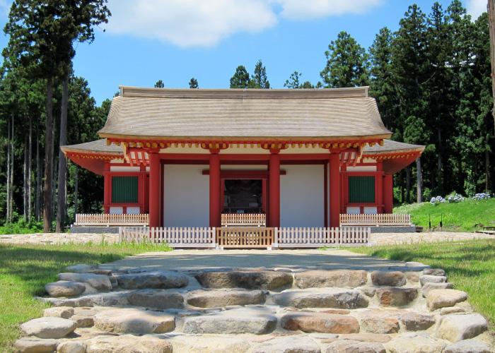 慧日寺跡(磐梯町)