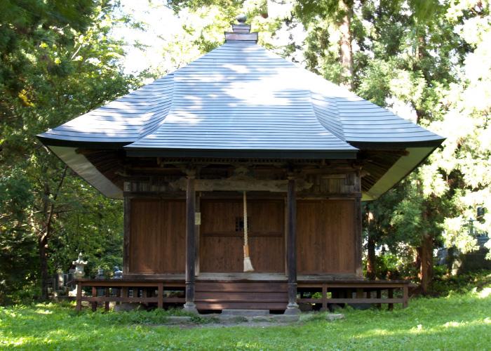 慧日寺 薬師堂(磐梯町)