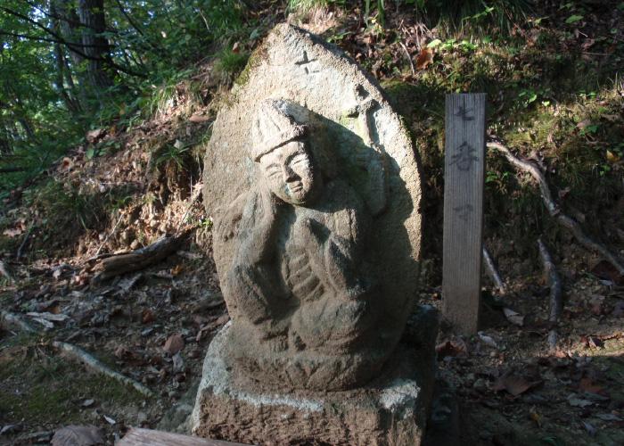 久保田三十三観音(柳津町)